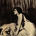 Philip Burne-Jones, Il vampiro, 1897.